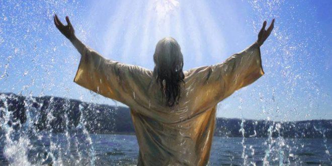 Risultato immagini per acqua simbolo del battesimo